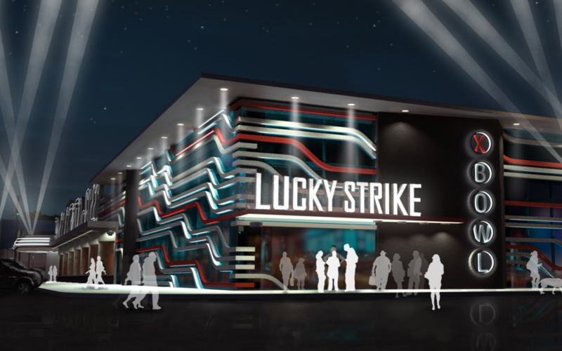 Lucky Strike Melrose