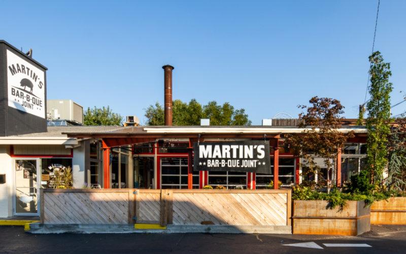 Martin's BBQ – Louisville