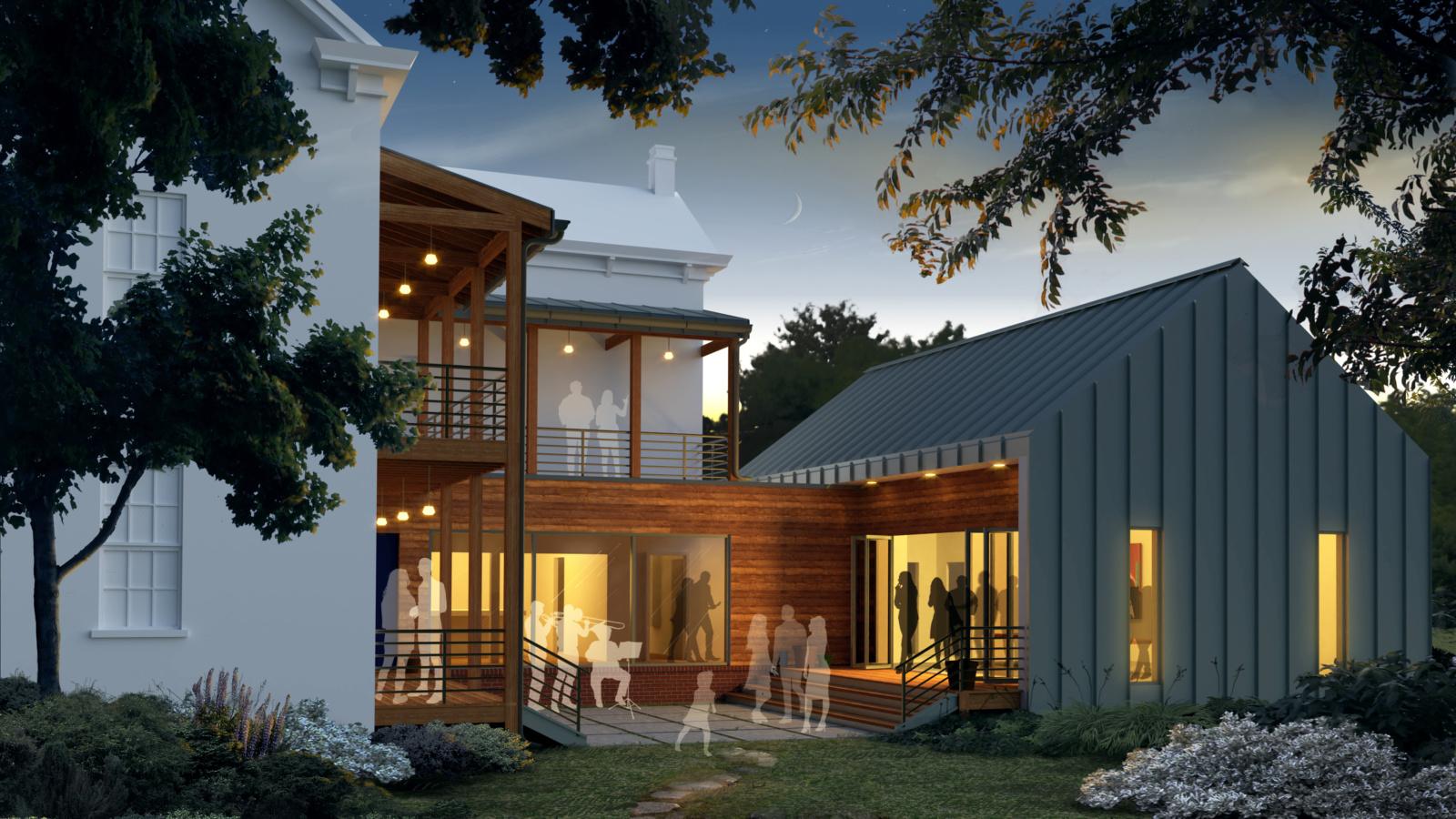 3d rendering of Trot Home